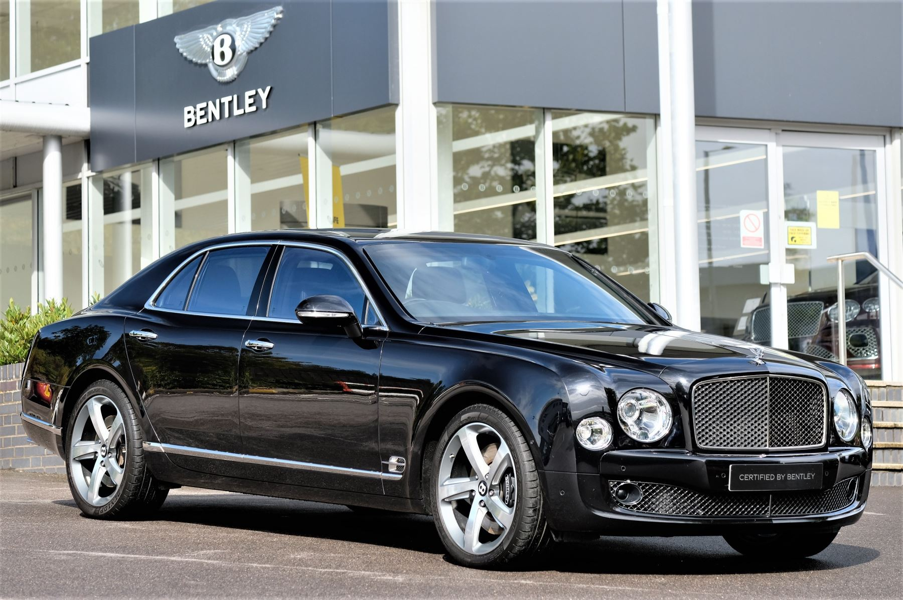 Bentley Mulsanne 6.8 V8 Speed Automatic 4 door Saloon (2015)