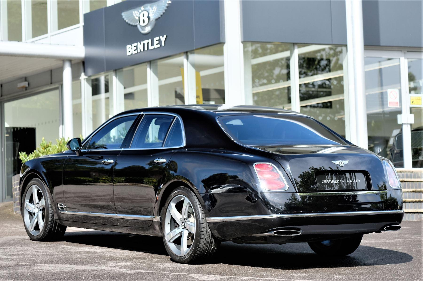 Bentley Mulsanne 6.8 V8 Speed image 5