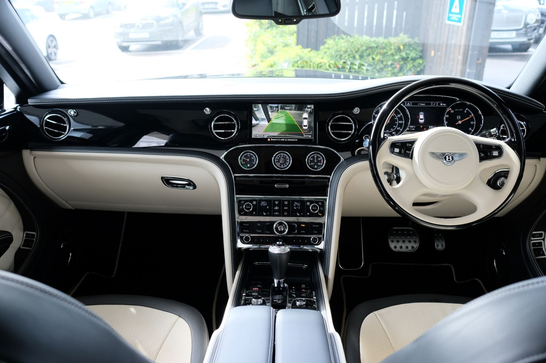 Bentley Mulsanne 6.8 V8 Speed image 13