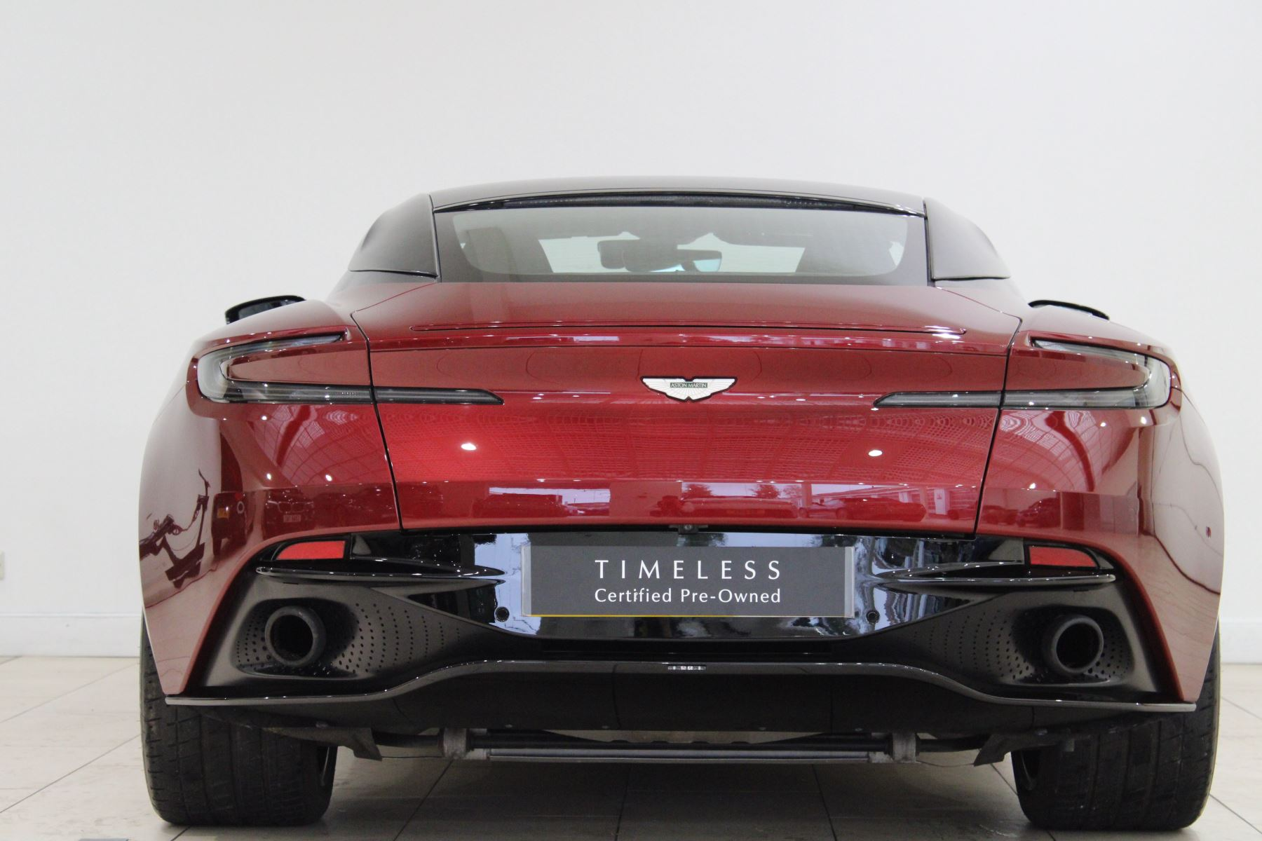 Aston Martin DB11 V12 2dr Touchtronic image 8