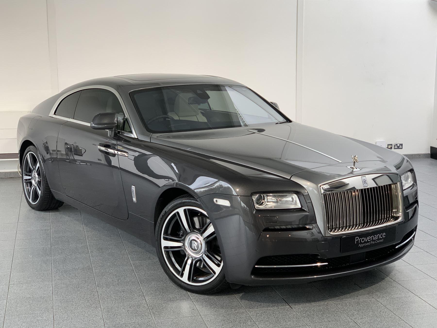 Rolls-Royce Wraith V12 2dr Auto 6.6 Automatic Coupe (2014)