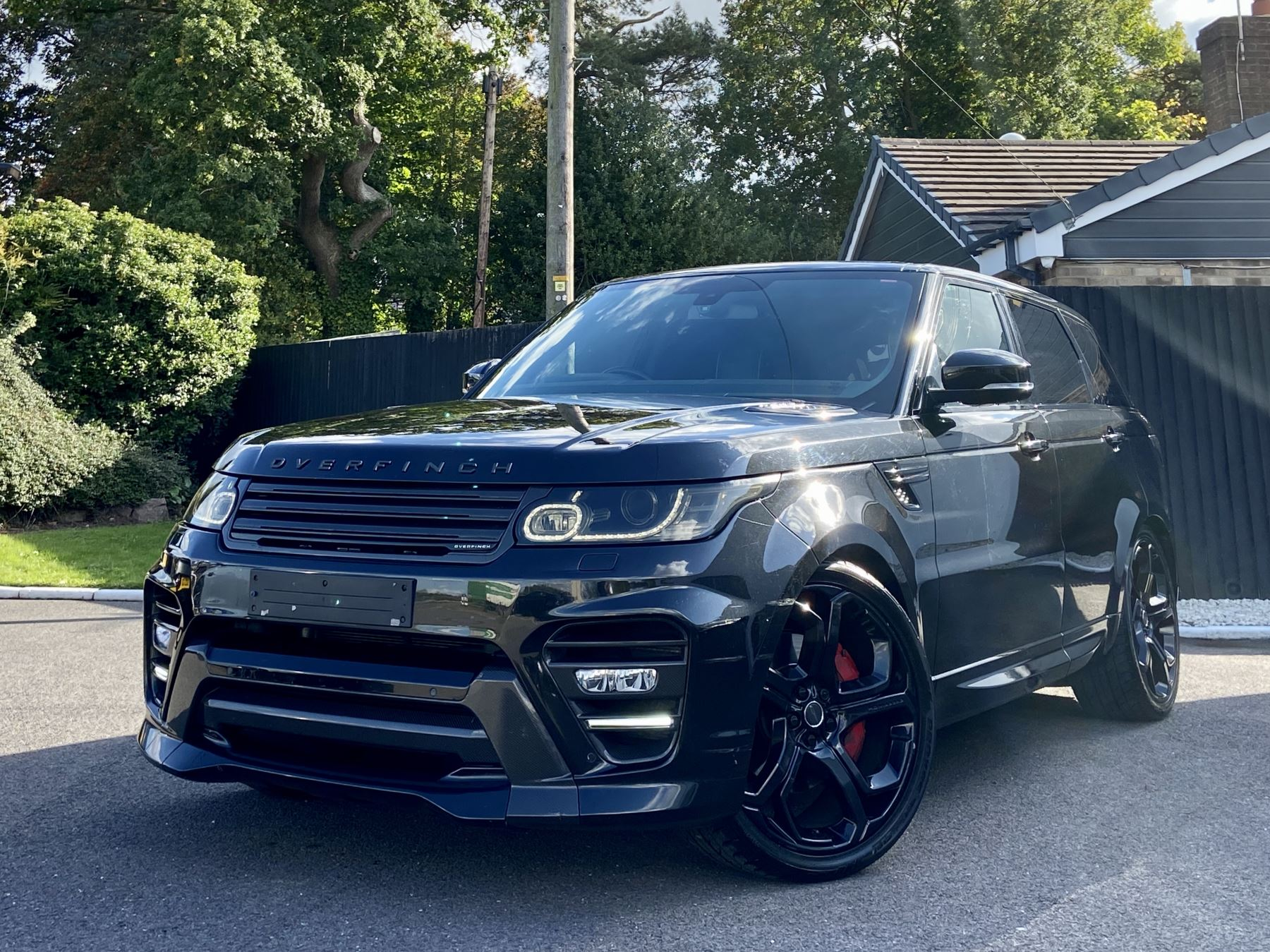 Land Rover Range Rover Sport 3.0 SDV6 [306] Autobiography Dynamic 5dr - OVERFINCH  Diesel Automatic Estate (2016)