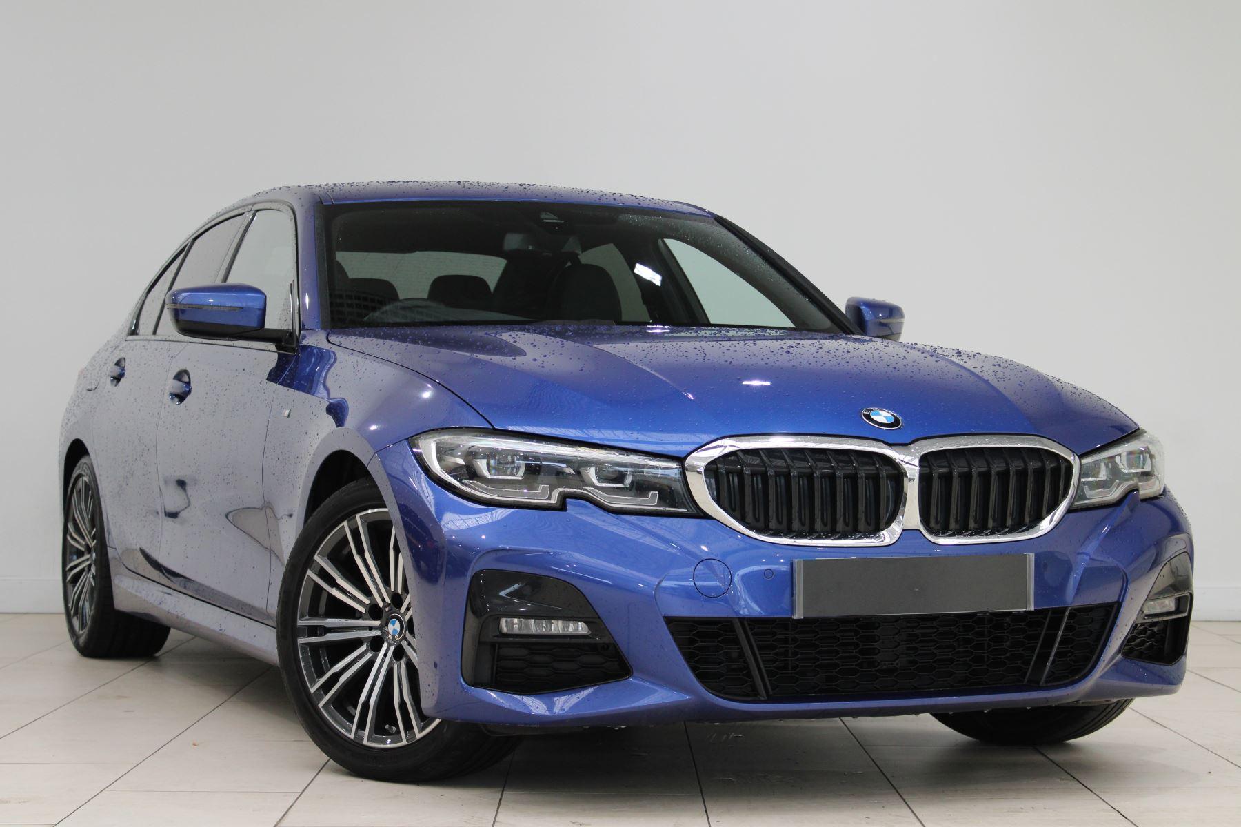BMW 3 Series 320d M Sport Step 2.0 Diesel Automatic 4 door Saloon (2019)