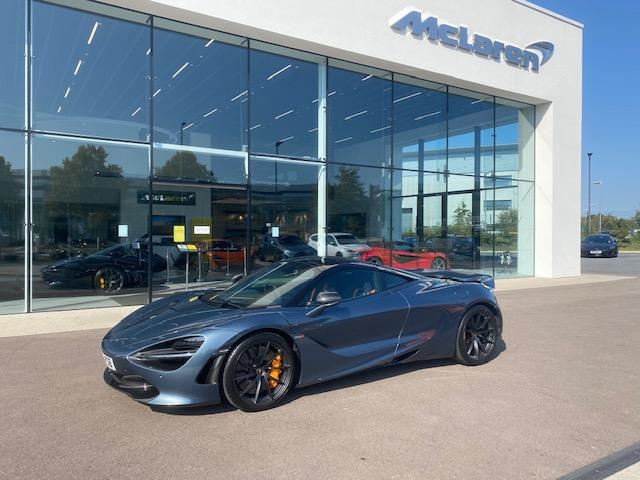 McLaren 720S V8 2dr SSG image 9