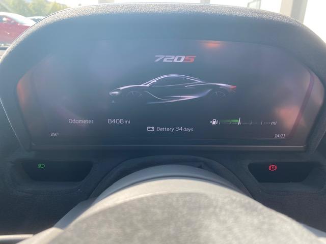 McLaren 720S V8 2dr SSG image 21
