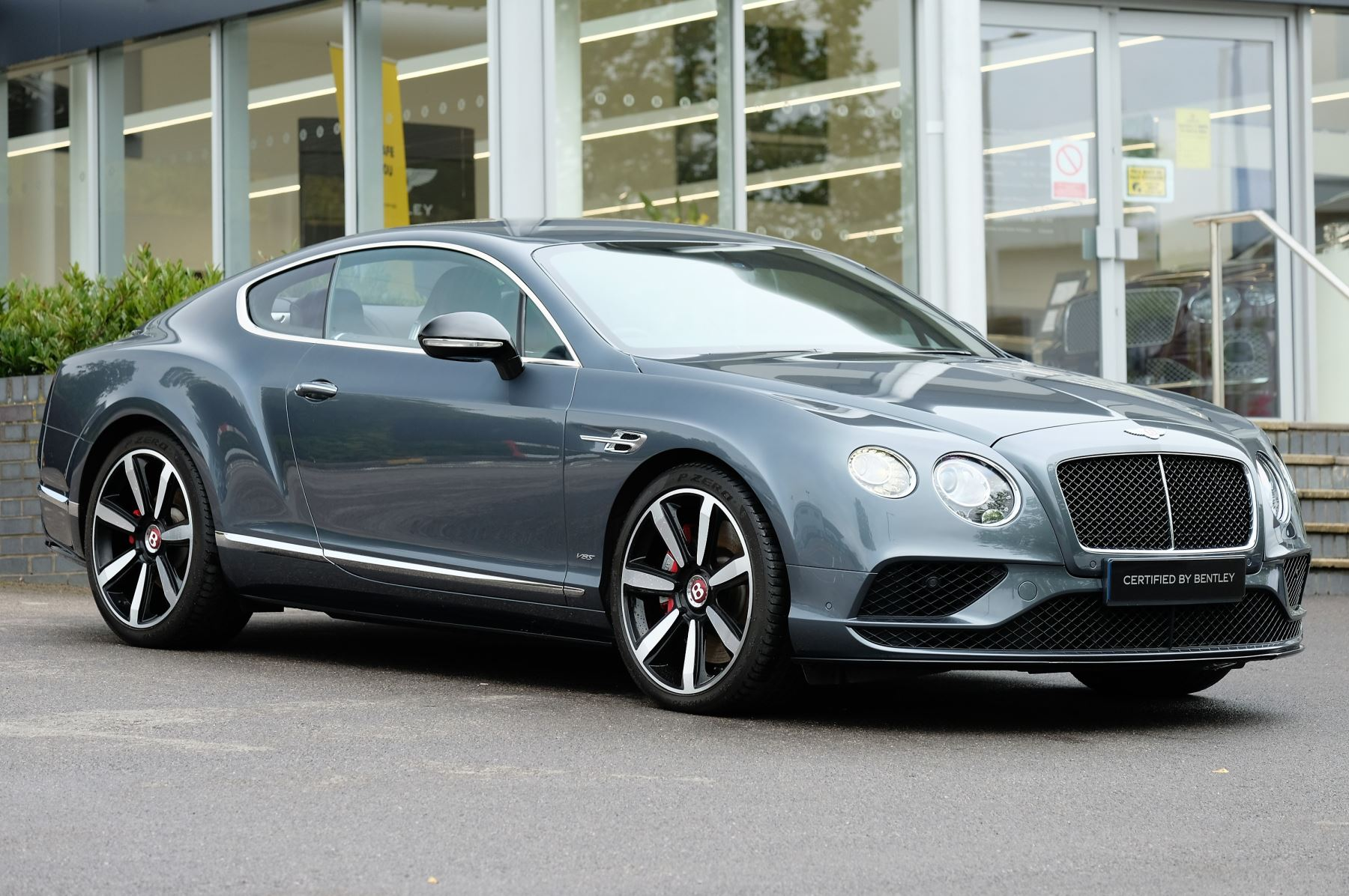 Bentley Continental GT 4.0 V8 S Mulliner Driving Spec 2dr Automatic Coupe (2017)