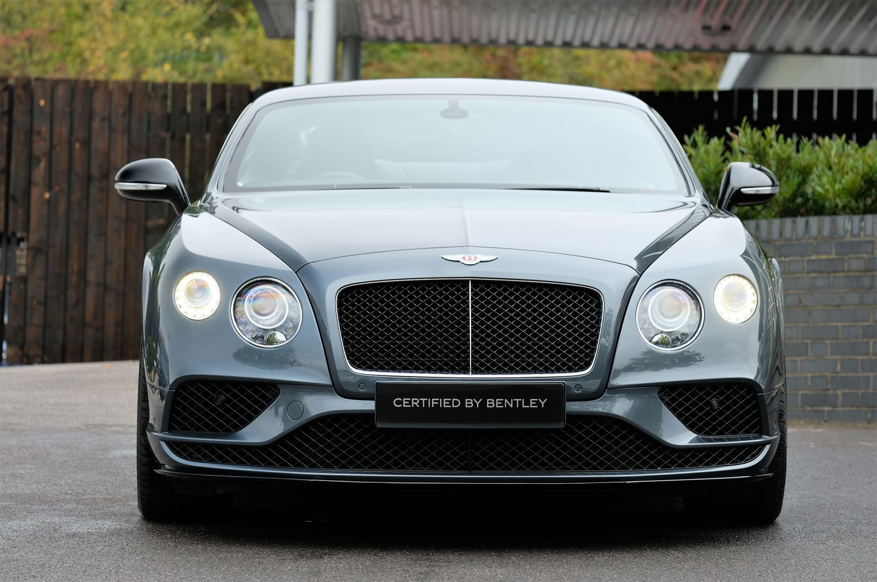 Bentley Continental GT 4.0 V8 S Mulliner Driving Spec 2dr image 2