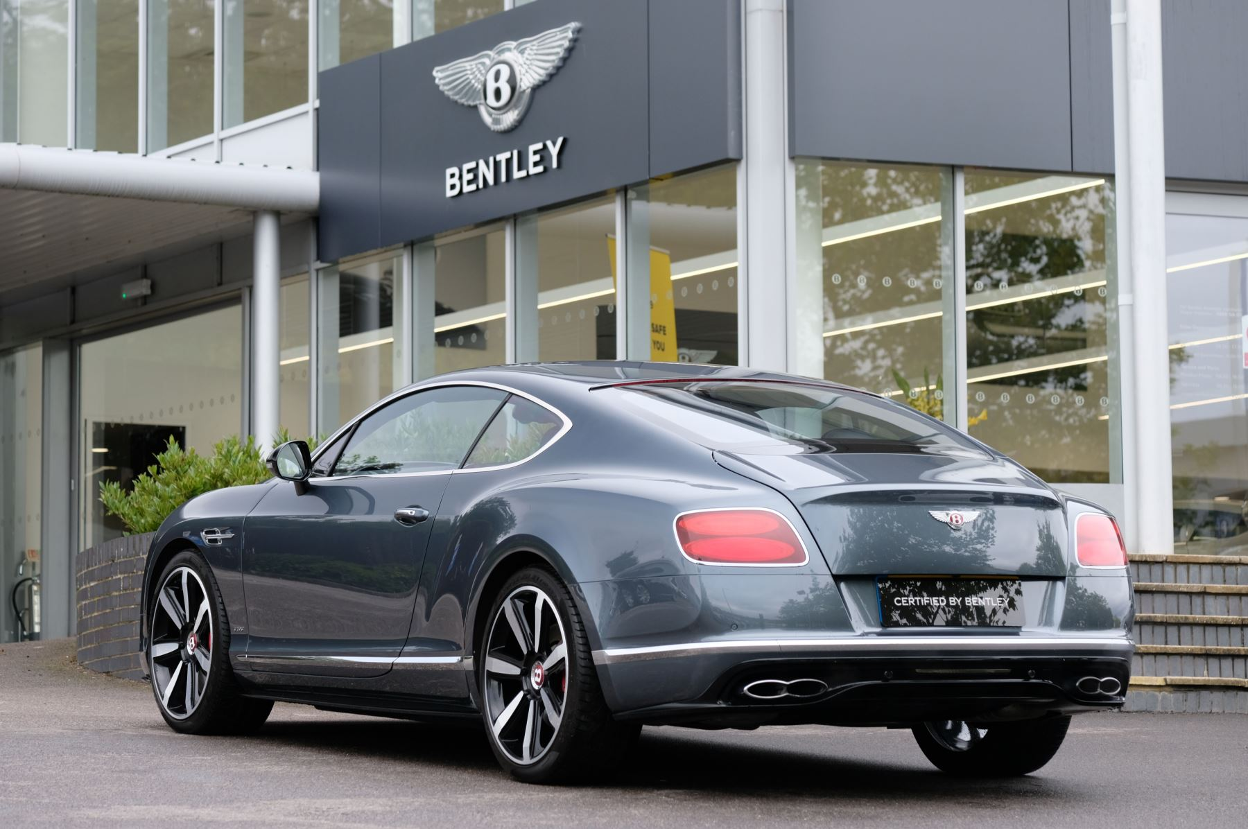 Bentley Continental GT 4.0 V8 S Mulliner Driving Spec 2dr image 5