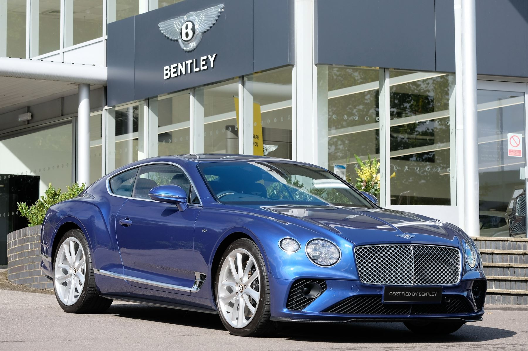 Bentley Continental GT 4.0 V8 2dr Mulliner Driving Specification Automatic Coupe (2020)