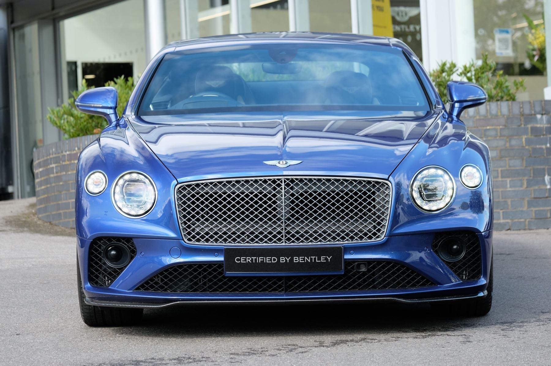 Bentley Continental GT 4.0 V8 2dr Mulliner Driving Specification image 2