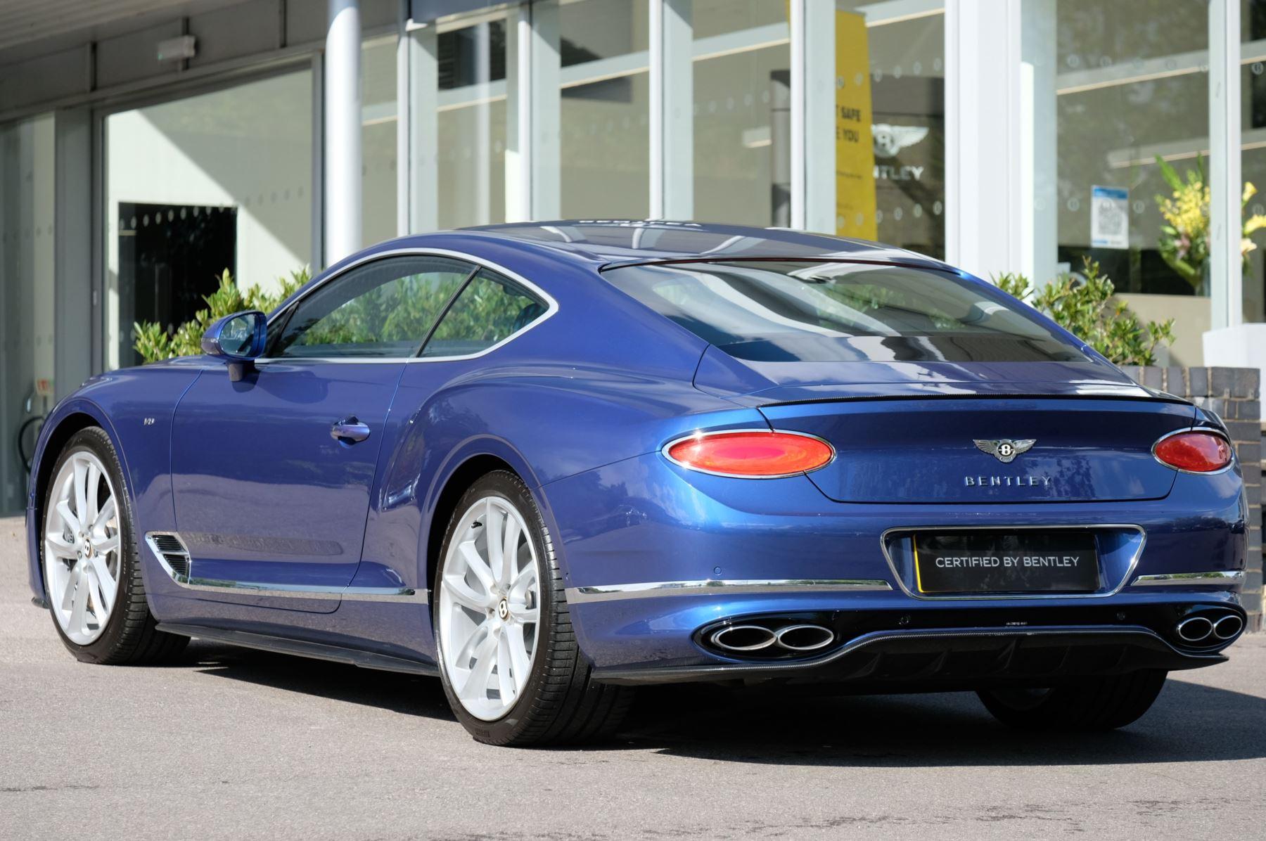 Bentley Continental GT 4.0 V8 2dr Mulliner Driving Specification image 5