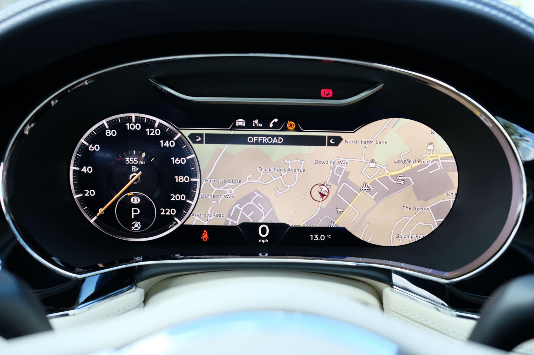 Bentley Continental GT 4.0 V8 2dr Mulliner Driving Specification image 18