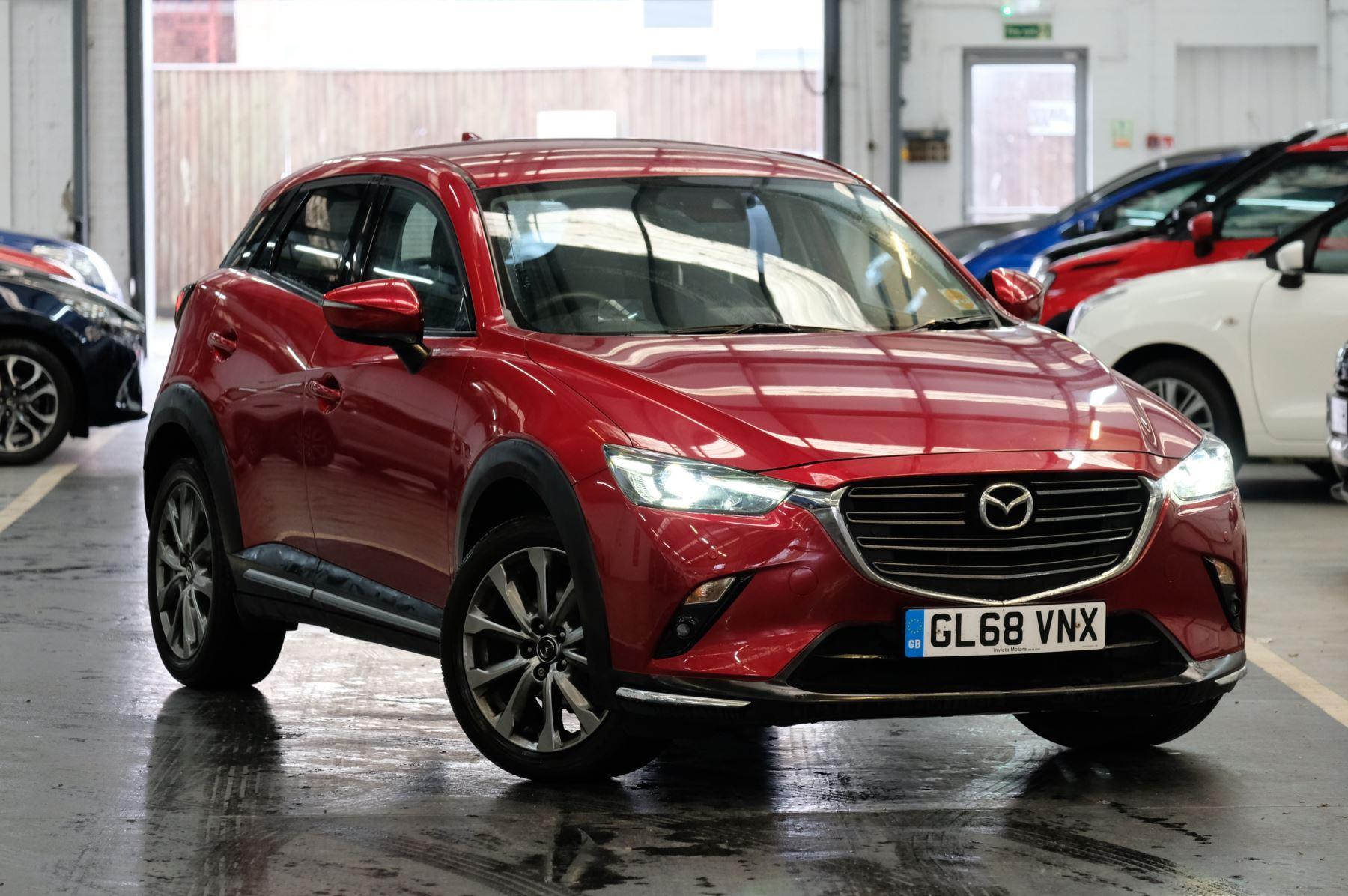 Mazda CX-3 2.0 Sport Nav + 5dr Hatchback (2018) image