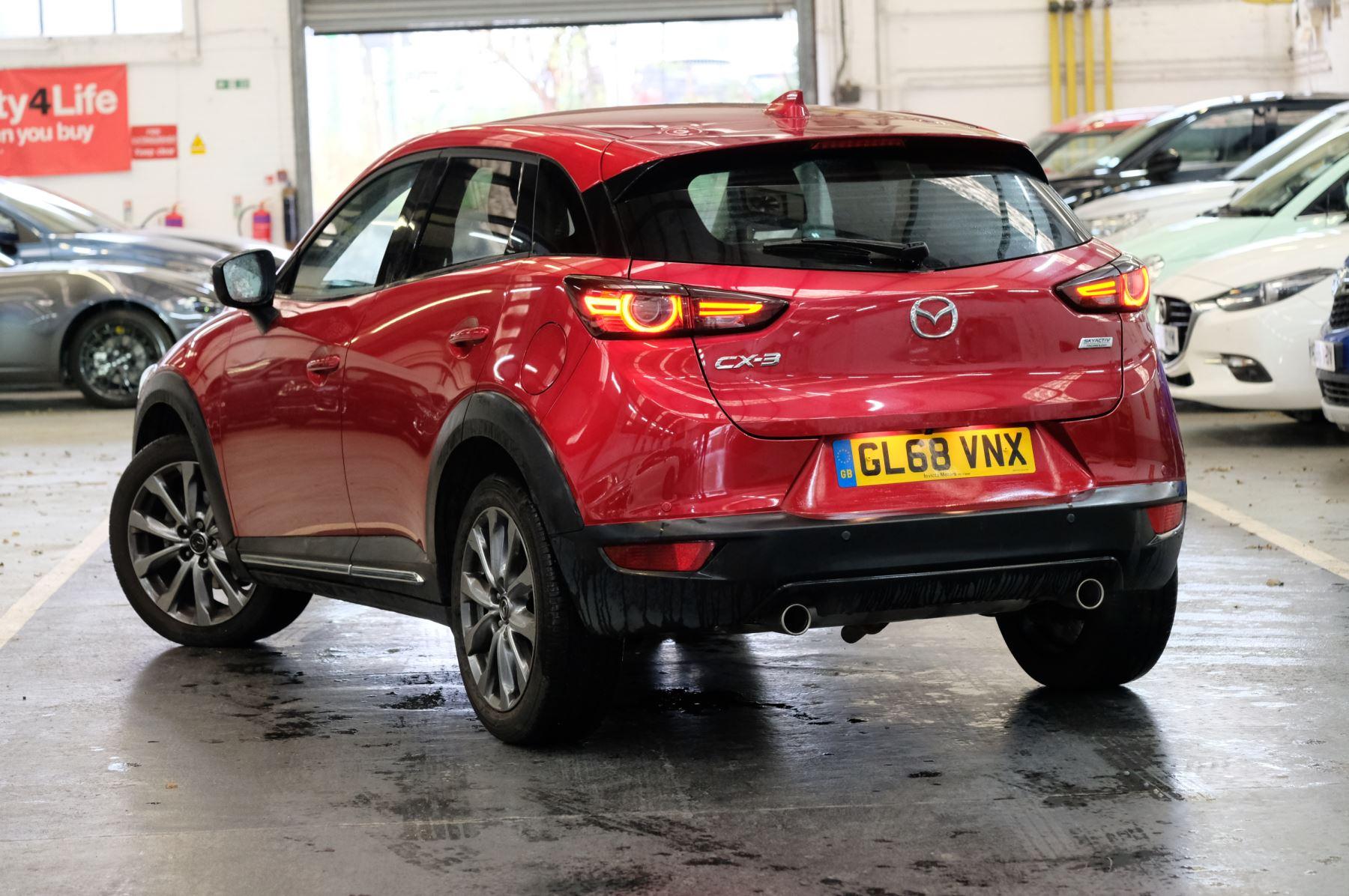 Mazda CX-3 2.0 Sport Nav + 5dr image 2