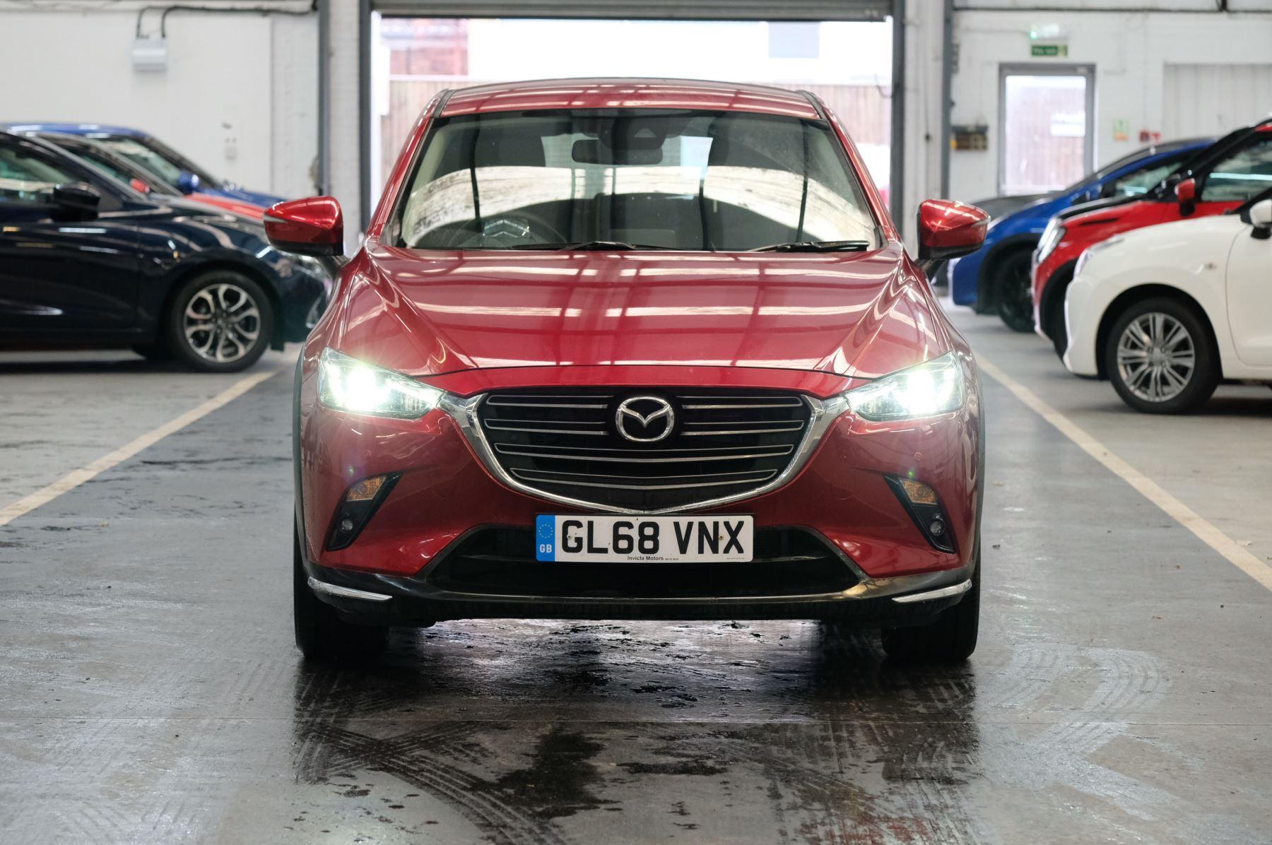 Mazda CX-3 2.0 Sport Nav + 5dr image 3