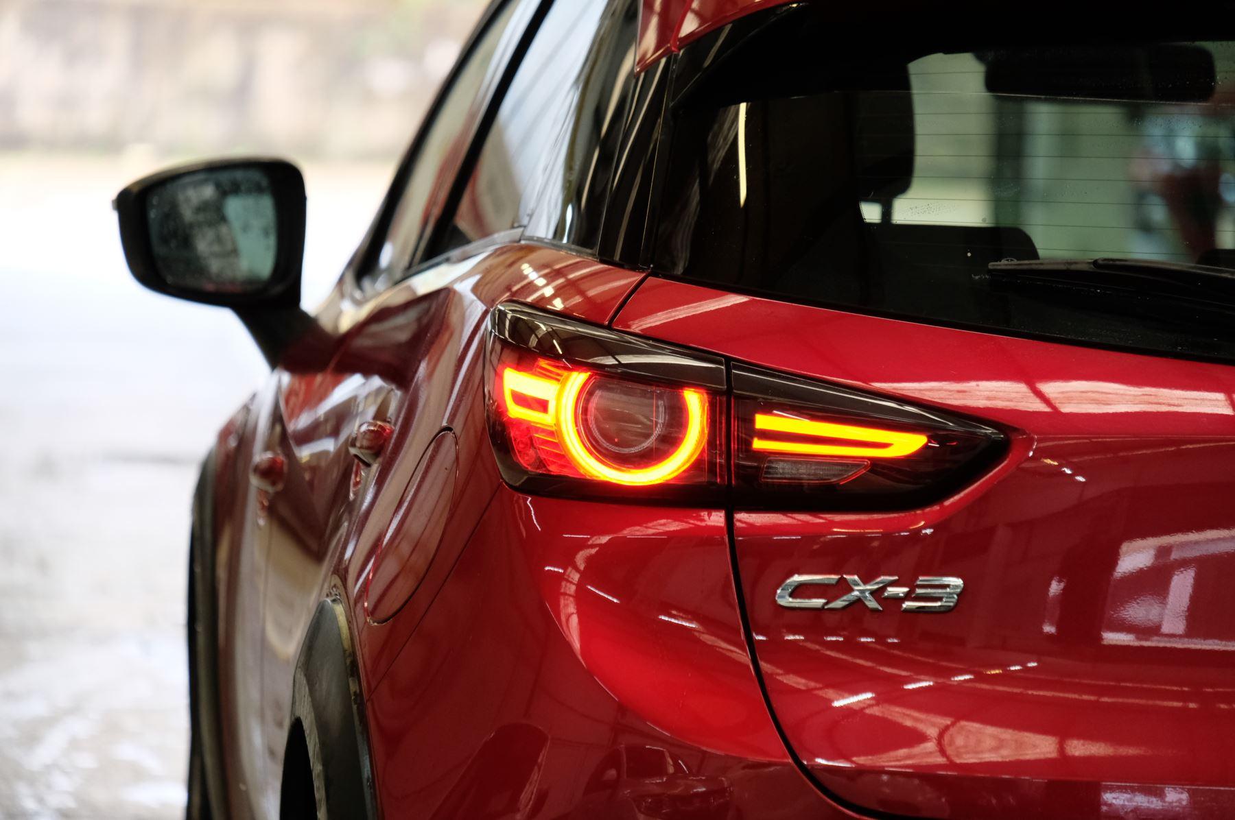 Mazda CX-3 2.0 Sport Nav + 5dr image 6