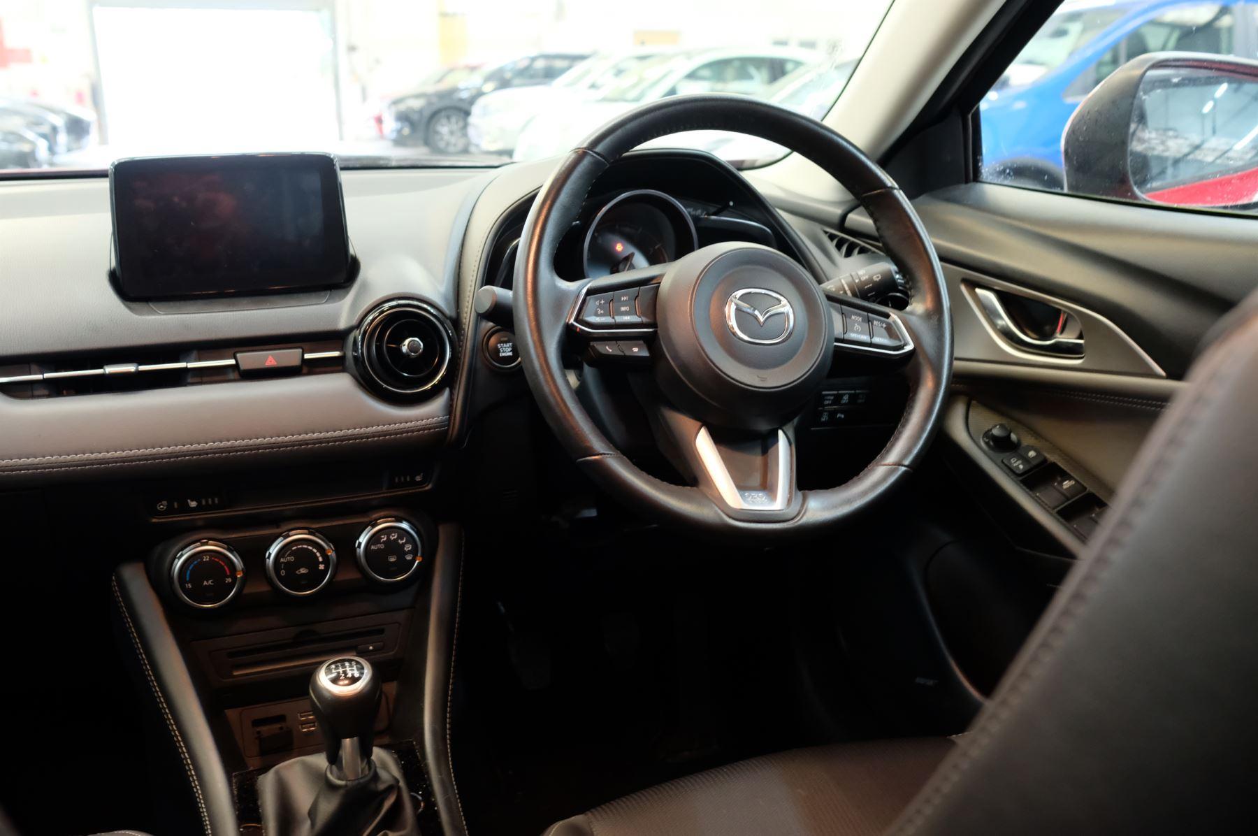 Mazda CX-3 2.0 Sport Nav + 5dr image 15