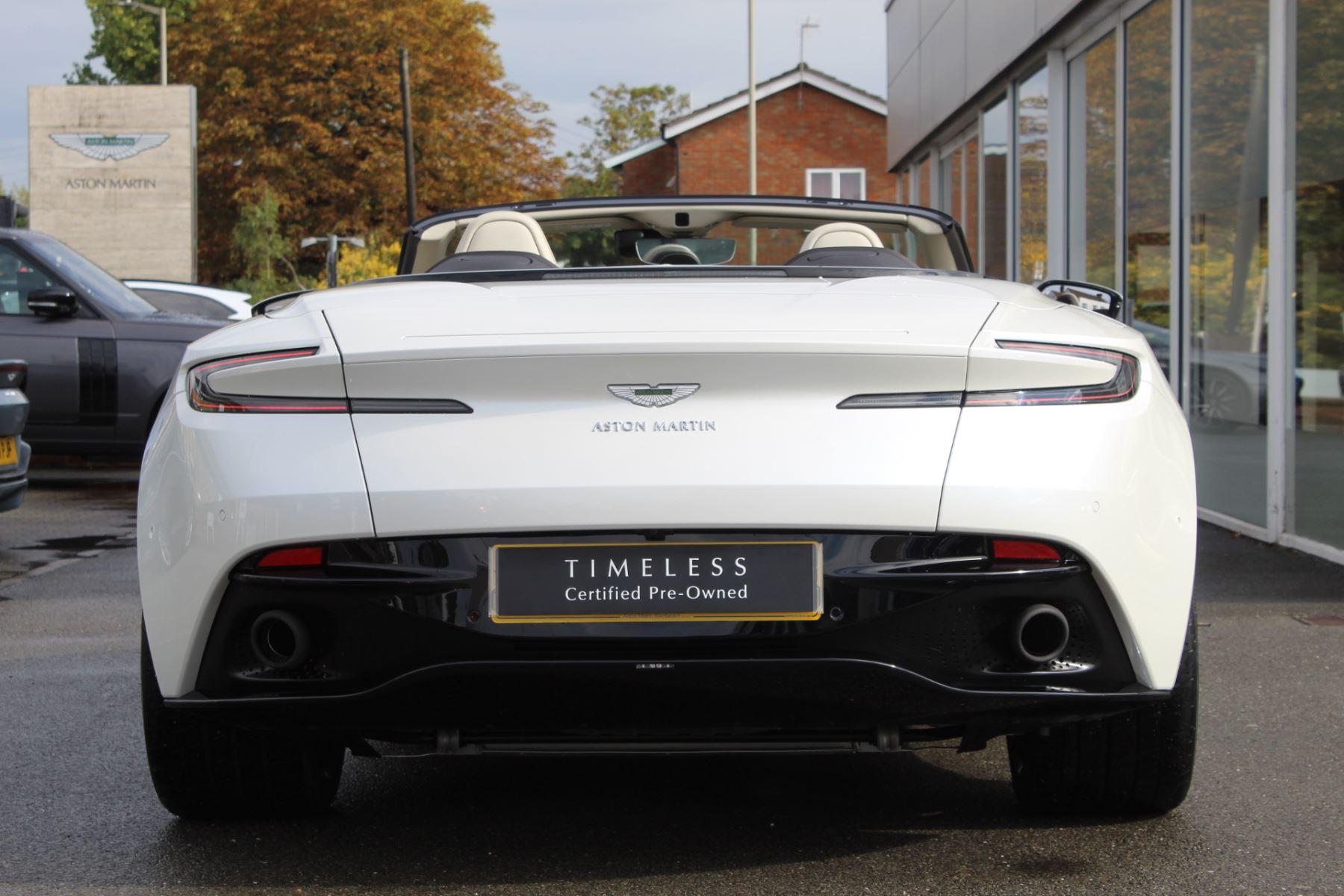 Aston Martin DB11 Volante V8 Twin Turbo image 11