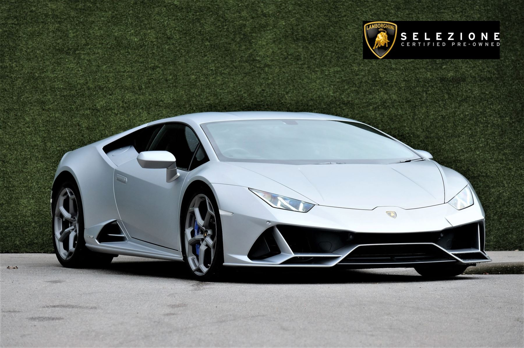 Lamborghini Huracan EVO LP 640-4 5.2 Semi-Automatic 2 door Coupe