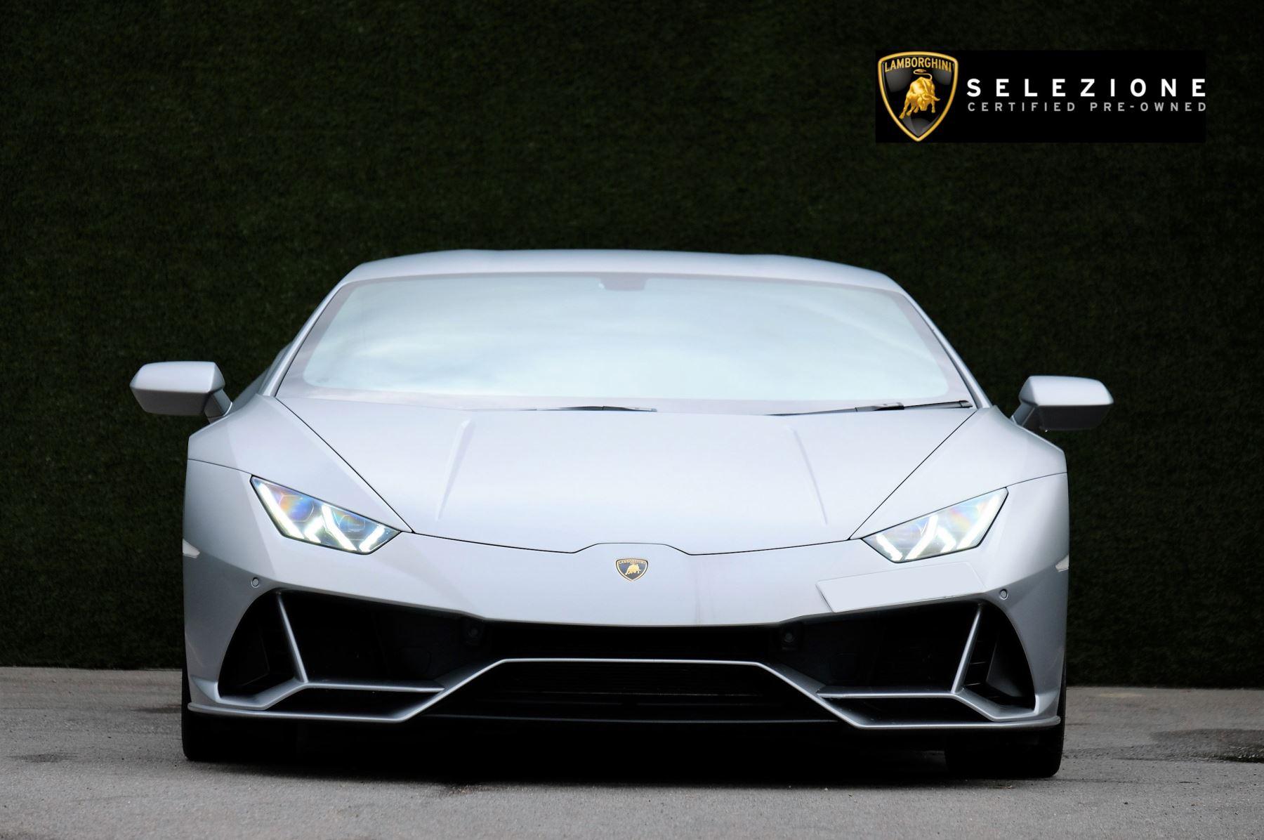 Lamborghini Huracan EVO LP 640-4 5.2 image 5