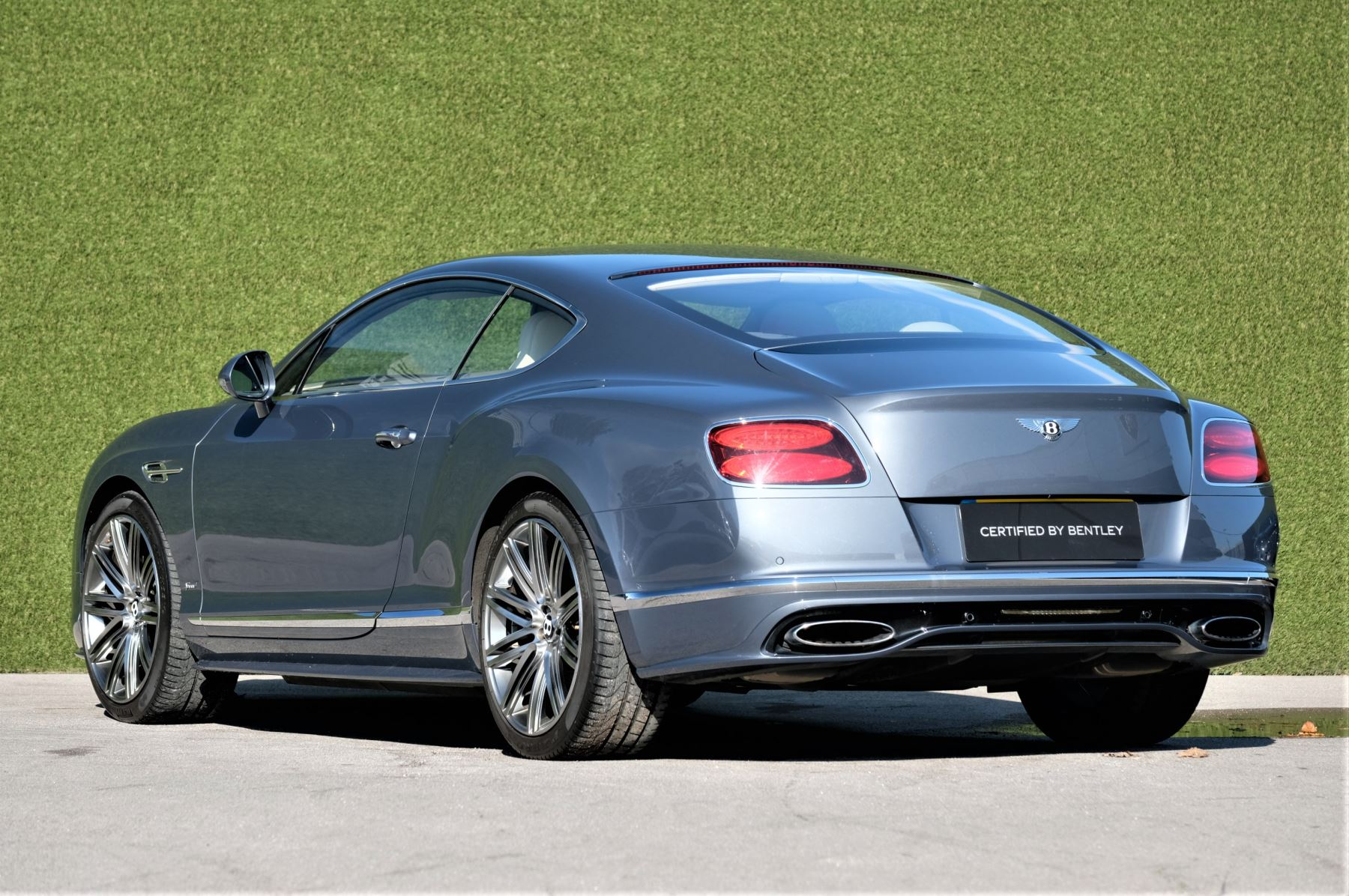 Bentley Continental GT 6.0 W12 [635] Speed 2dr image 5