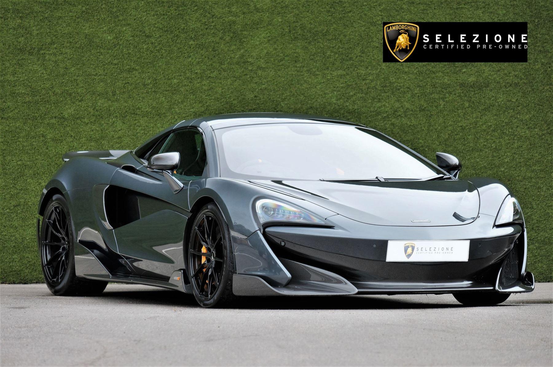 McLaren 600LT V8 2dr SSG 3.8 Automatic Convertible (2020)