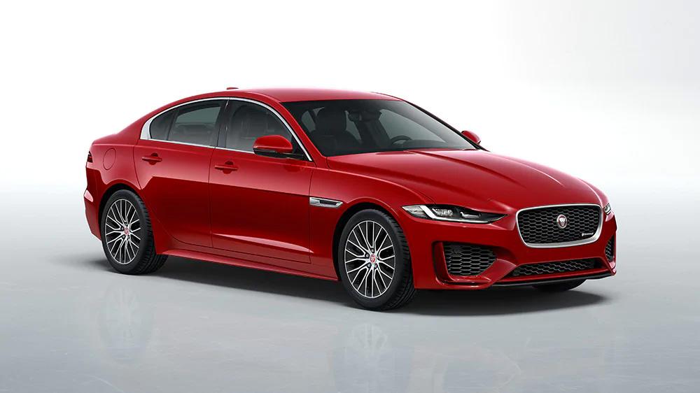 Jaguar XE R-Dynamic D200 RWD Automatic MHEV