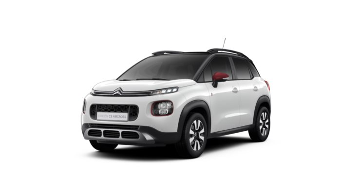 Citroen C3 Aircross SUV - From NIL Advance Payment