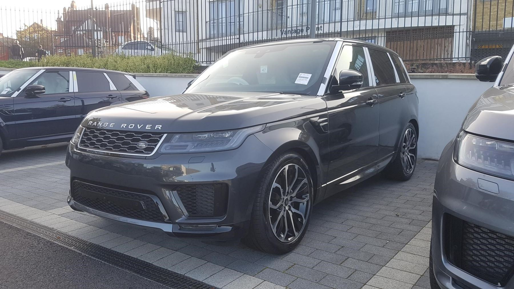 Land Rover Range Rover Sport 2.0 P300 HSE Automatic 5 door Estate