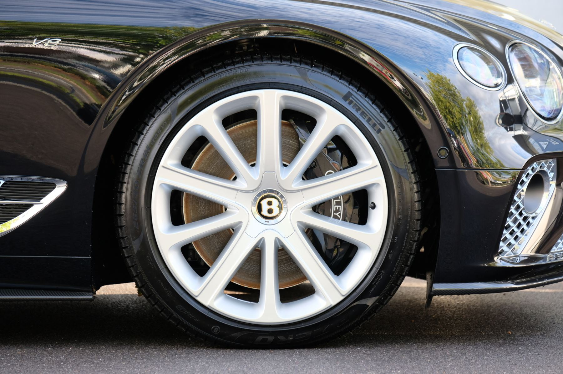 Bentley Continental GT 4.0 V8 2dr Auto [City+Touring Spec] image 6