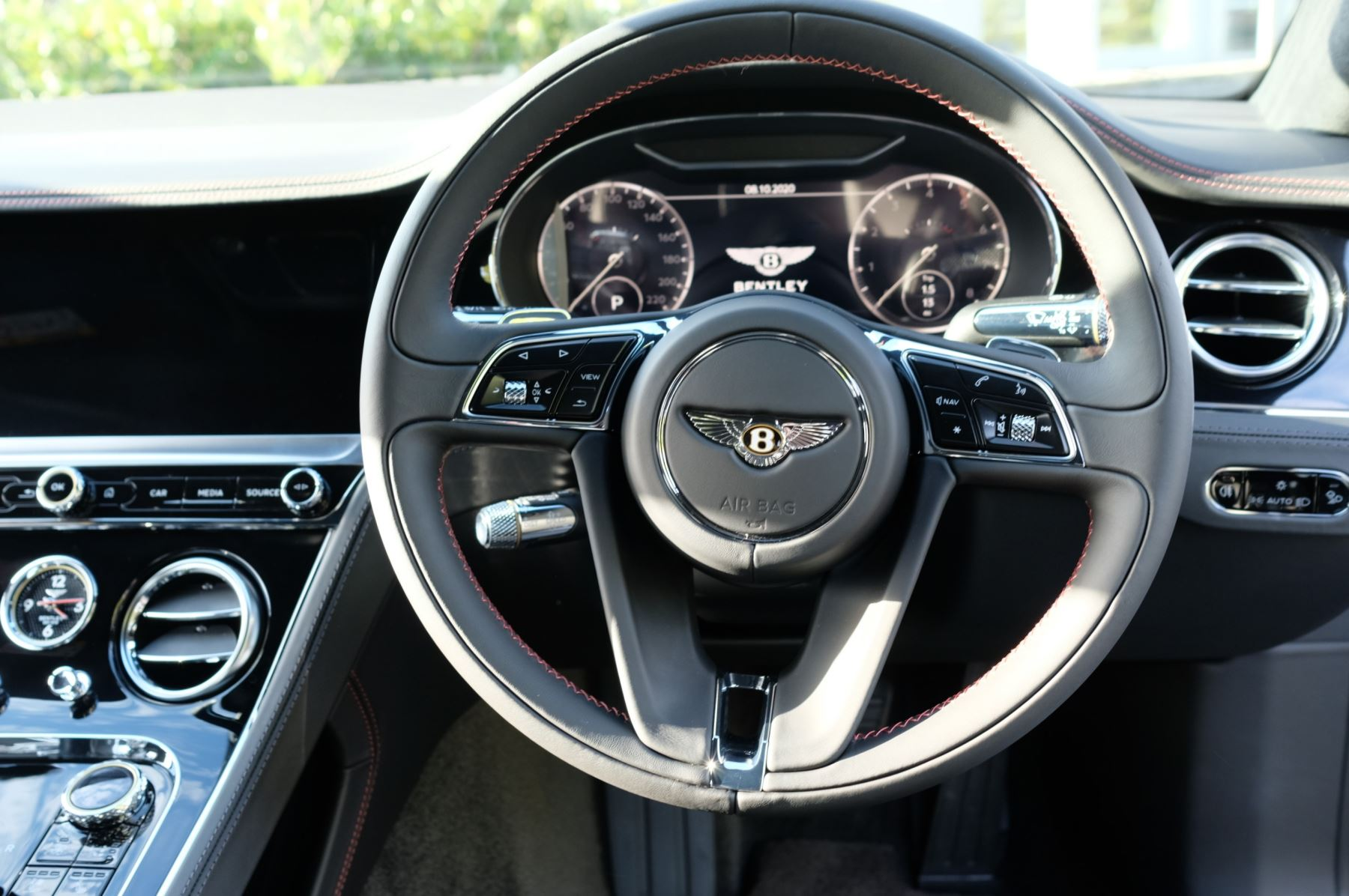 Bentley Continental GT 4.0 V8 2dr Auto [City+Touring Spec] image 15