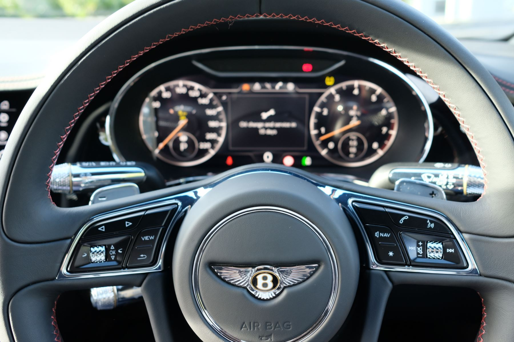 Bentley Continental GT 4.0 V8 2dr Auto [City+Touring Spec] image 16