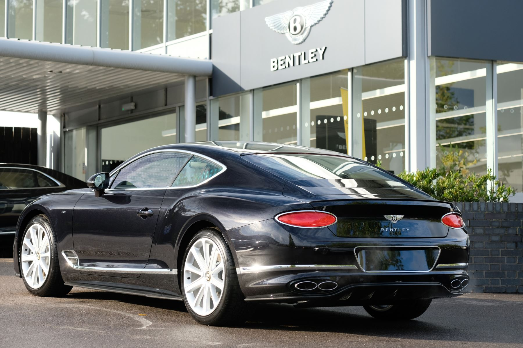 Bentley Continental GT 4.0 V8 2dr Auto [City+Touring Spec] image 5
