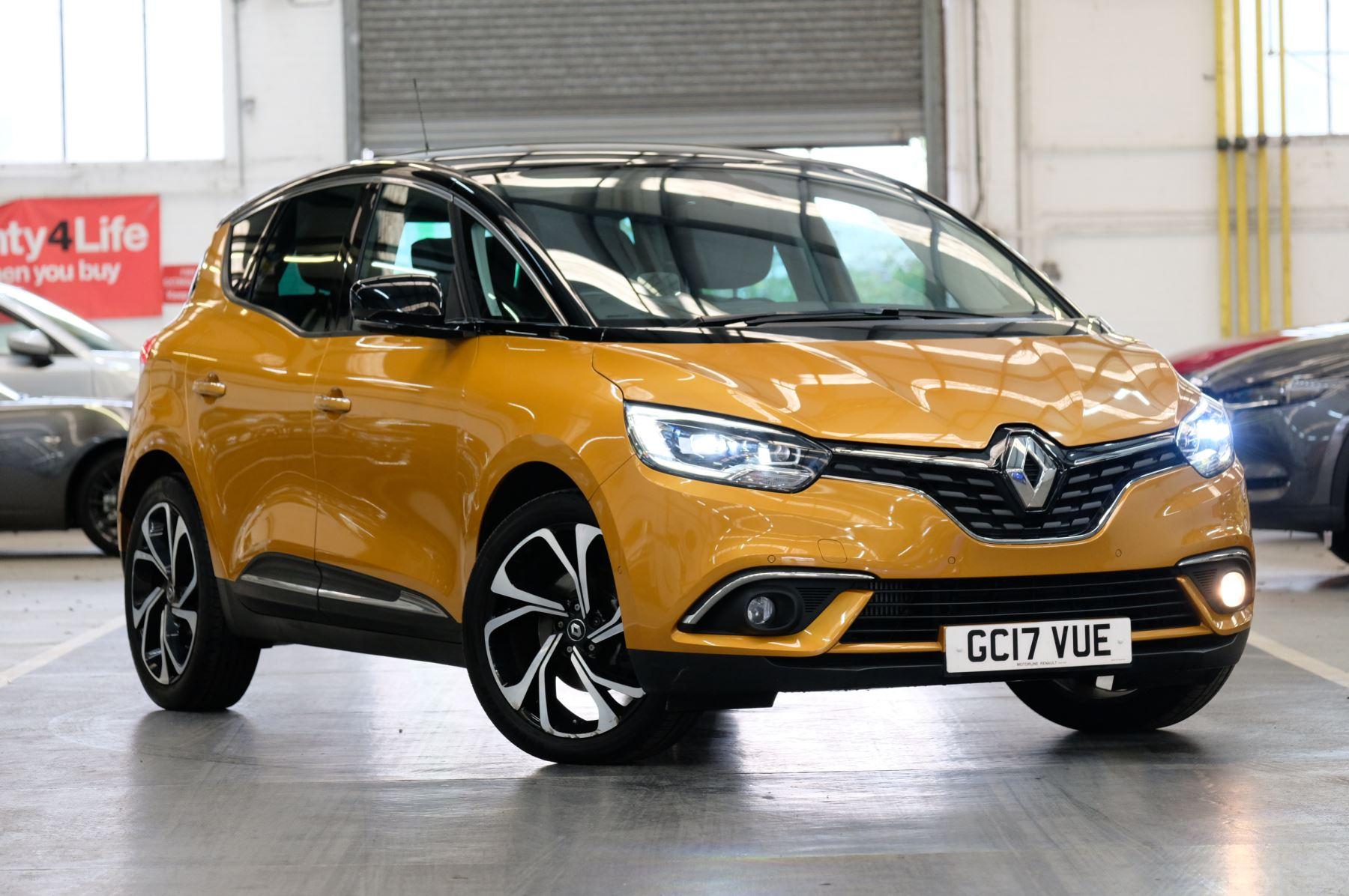 Renault Scenic 1.6 dCi Signature Nav 5dr image 1