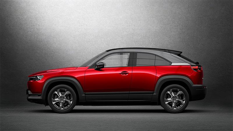 Mazda MX-30 107kW SE-L Lux 35.5kWh 5dr Auto