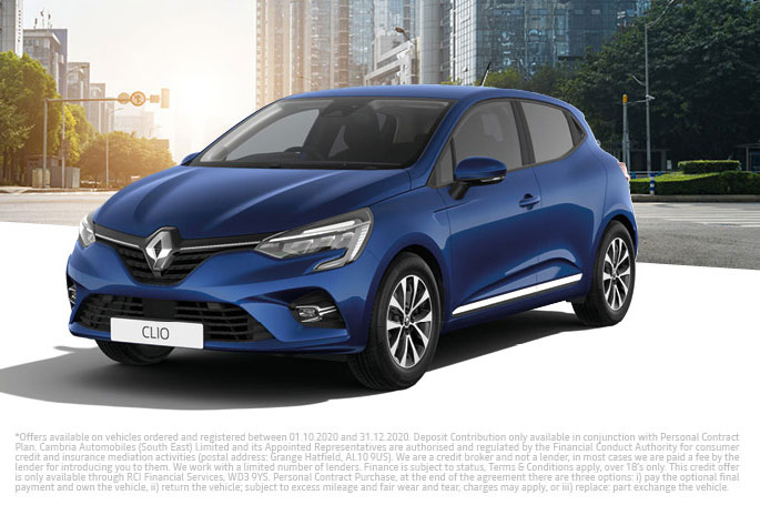 Renault Clio 20 Plate 1.0 Iconic
