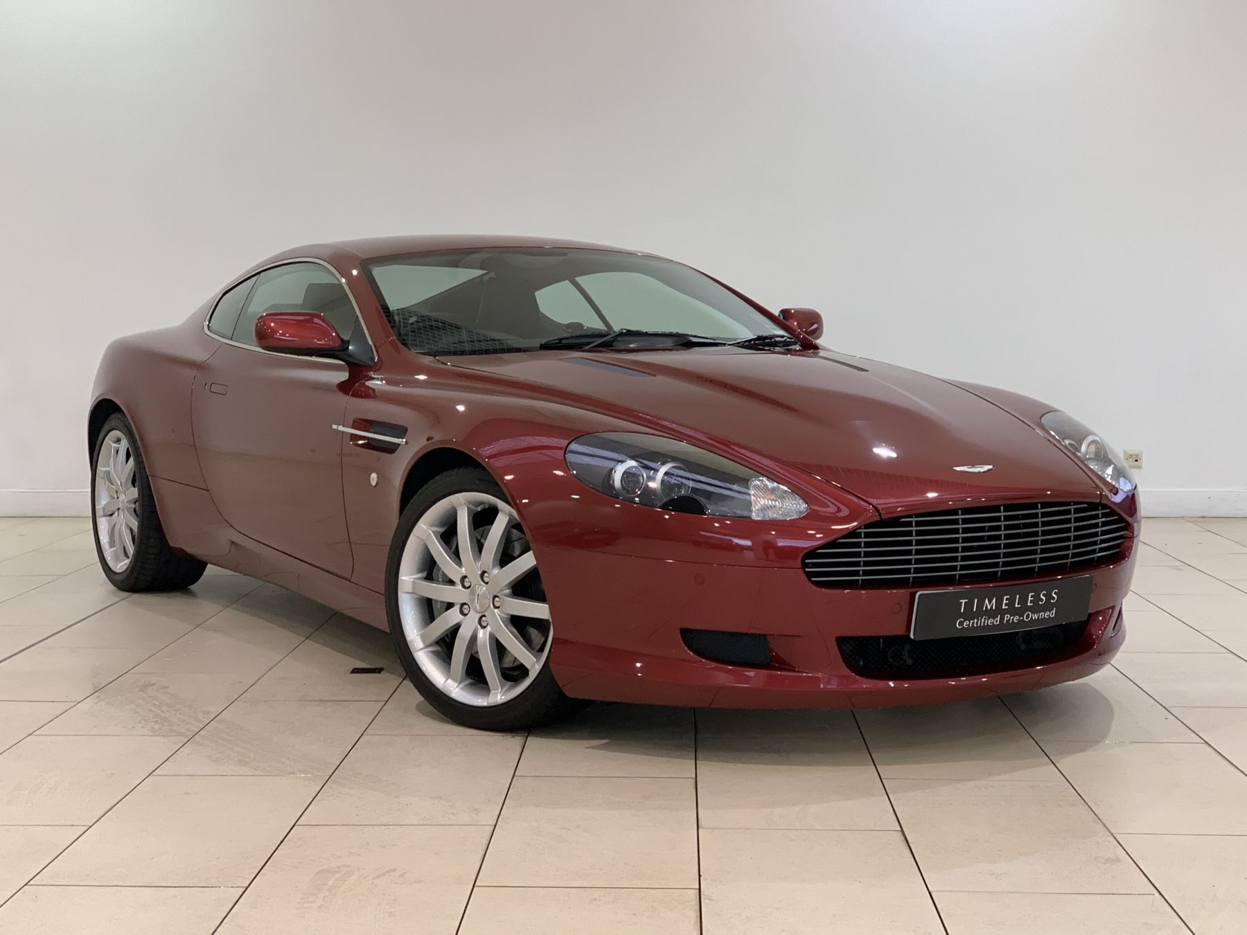 Aston Martin DB9 V12 2dr Touchtronic 5.9 Automatic Coupe (2007)
