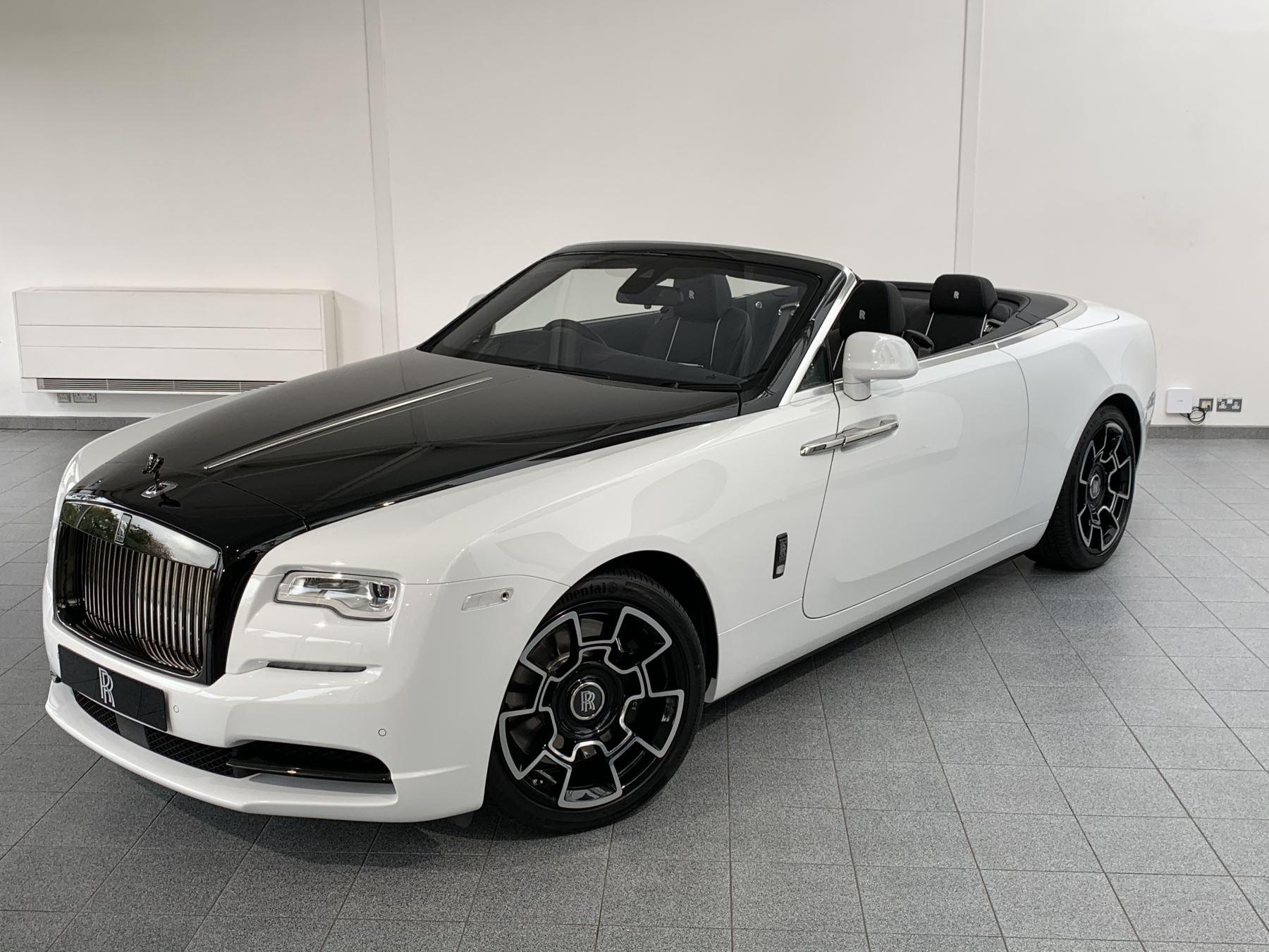 Rolls-Royce Black Badge Dawn Black Badge 2dr Auto 6.6 Automatic Convertible (2020)
