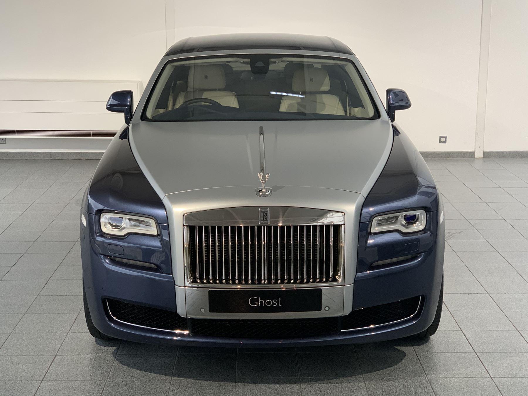 Rolls-Royce Ghost V12 AUTO image 7