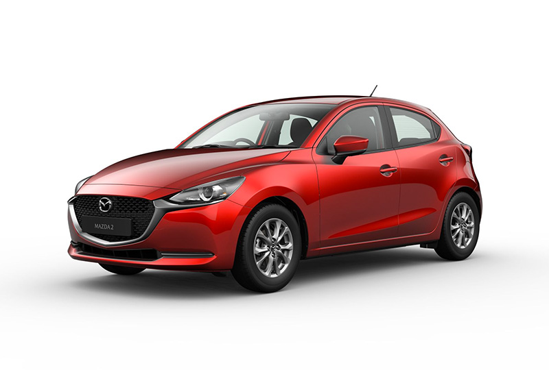 Mazda 2 1.5 Skyactiv-G 75 SE-L 5dr