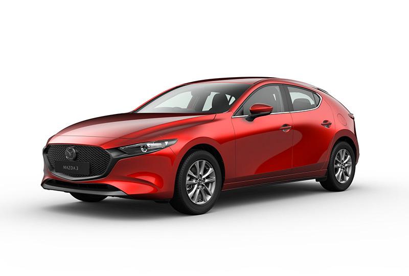 Mazda 3 Hatchback 2.0 122ps Skyactiv-G Se-L