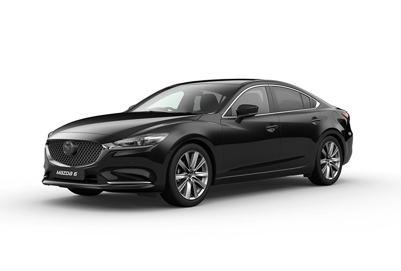 Mazda 6 Saloon GT Sport Nav+ 2.5 194ps Automatic