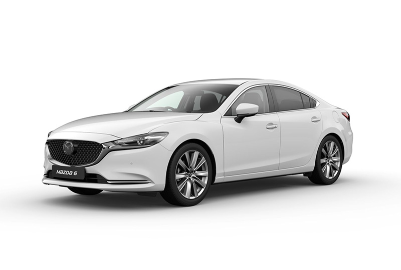 Mazda 6 Saloon Sport Nav+ 2.0 165ps