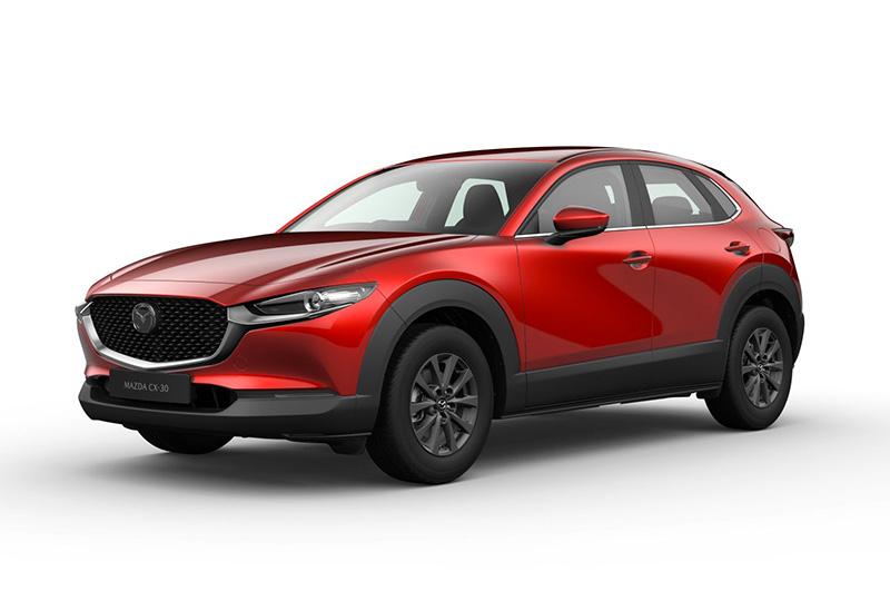 Mazda CX-30 Hatchback 2.0 Skyactiv-G Mild Hybrid Se-L