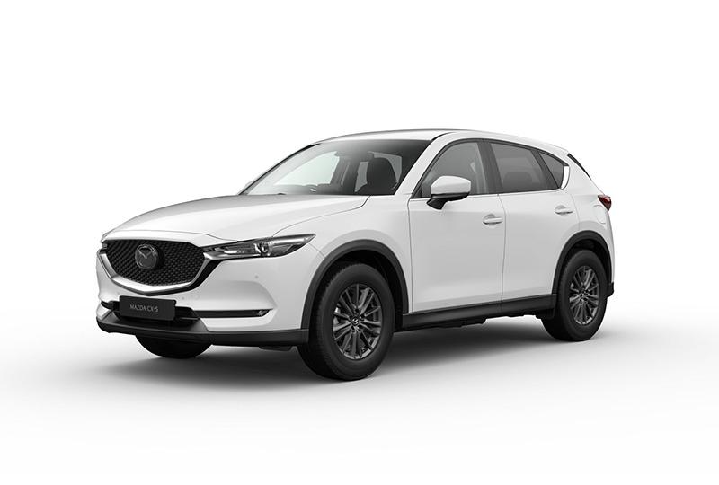 Mazda CX-5 5dr 2.0 165 SE-L 2WD