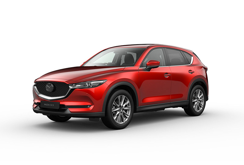 Mazda CX-5 2.0 165ps 2WD Sport Nav+ [Safety Pack]