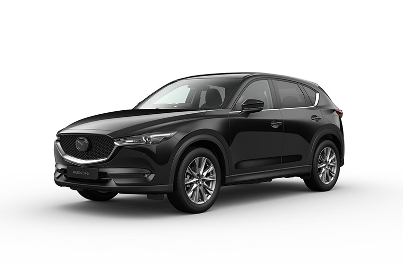 Mazda CX-5 2.2d Sport Nav+ 5dr Auto [Safety Pack]