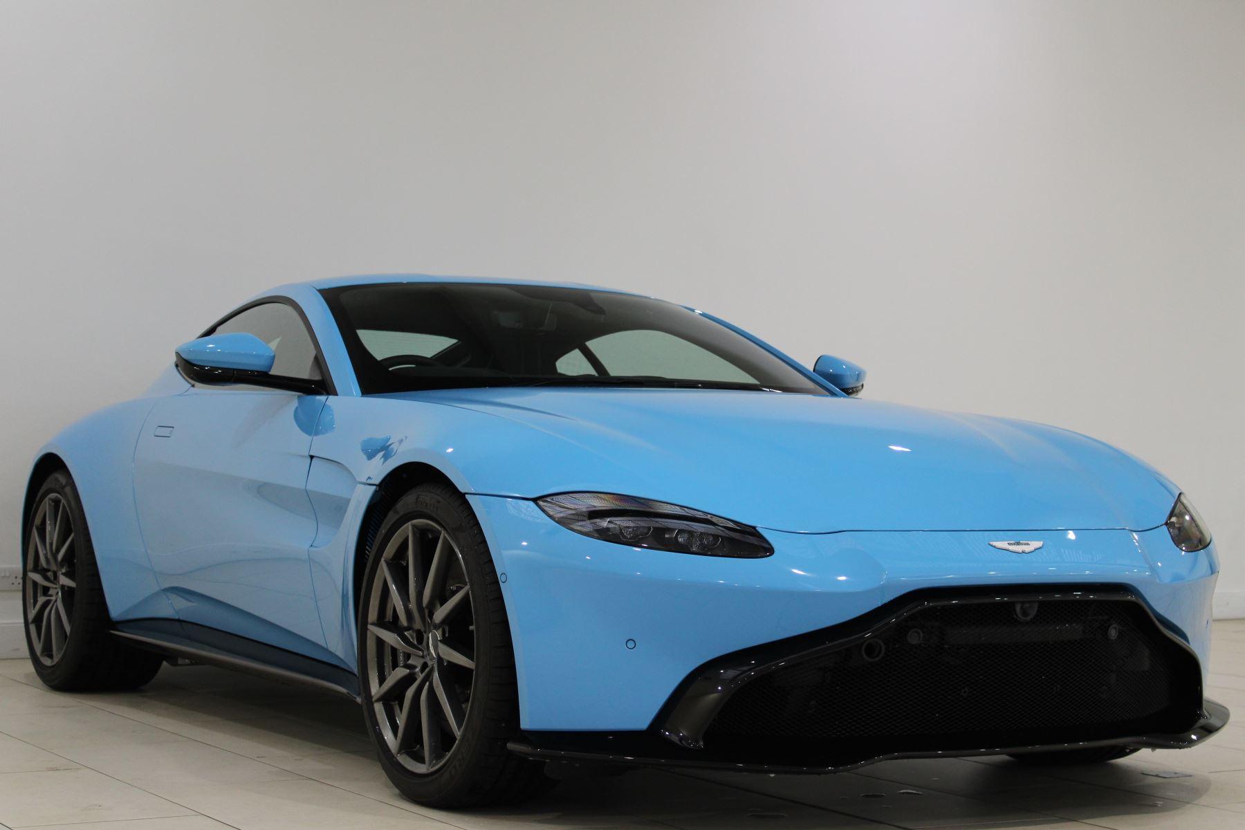 Aston Martin New Vantage 2dr image 4