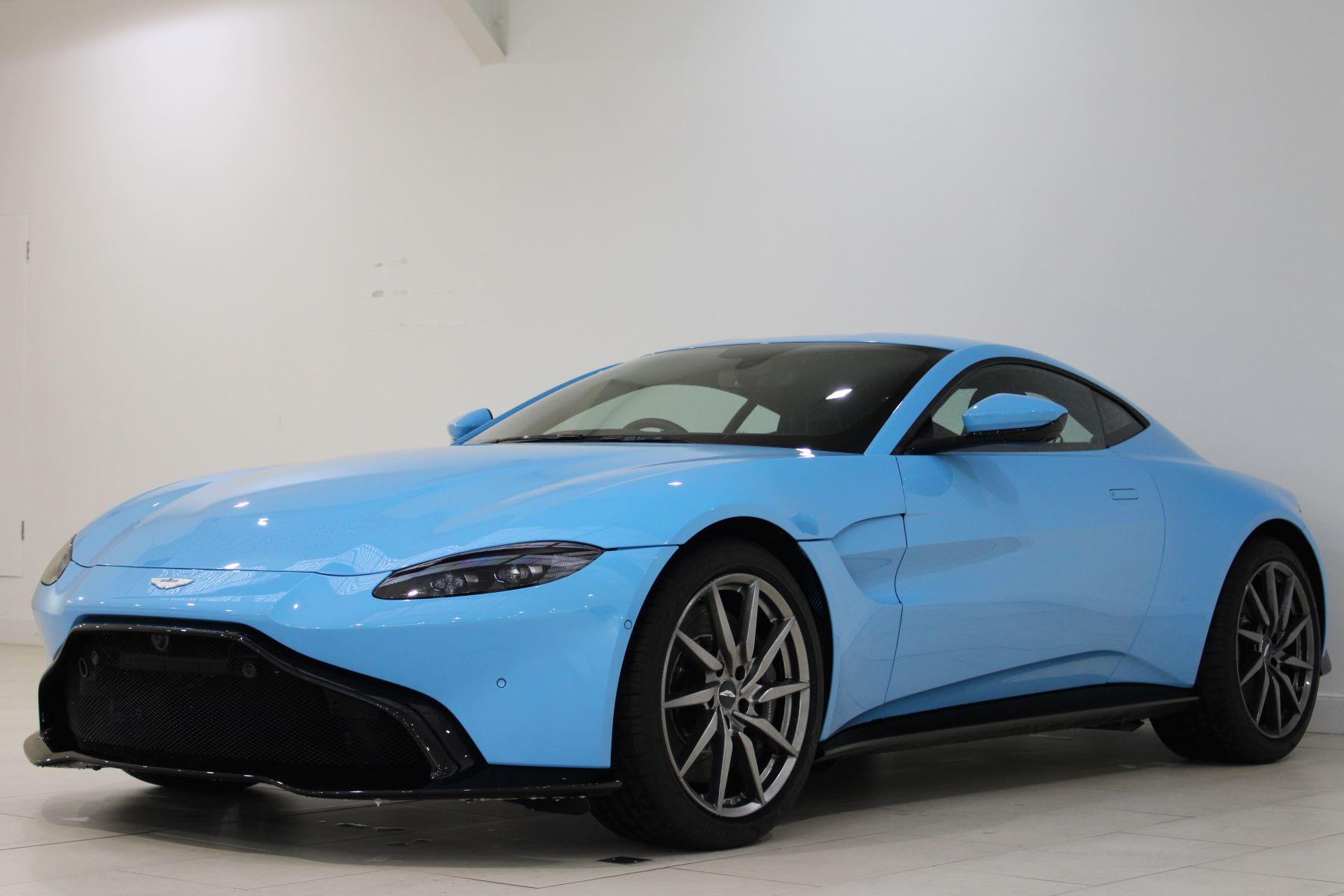 Aston Martin New Vantage 2dr image 5
