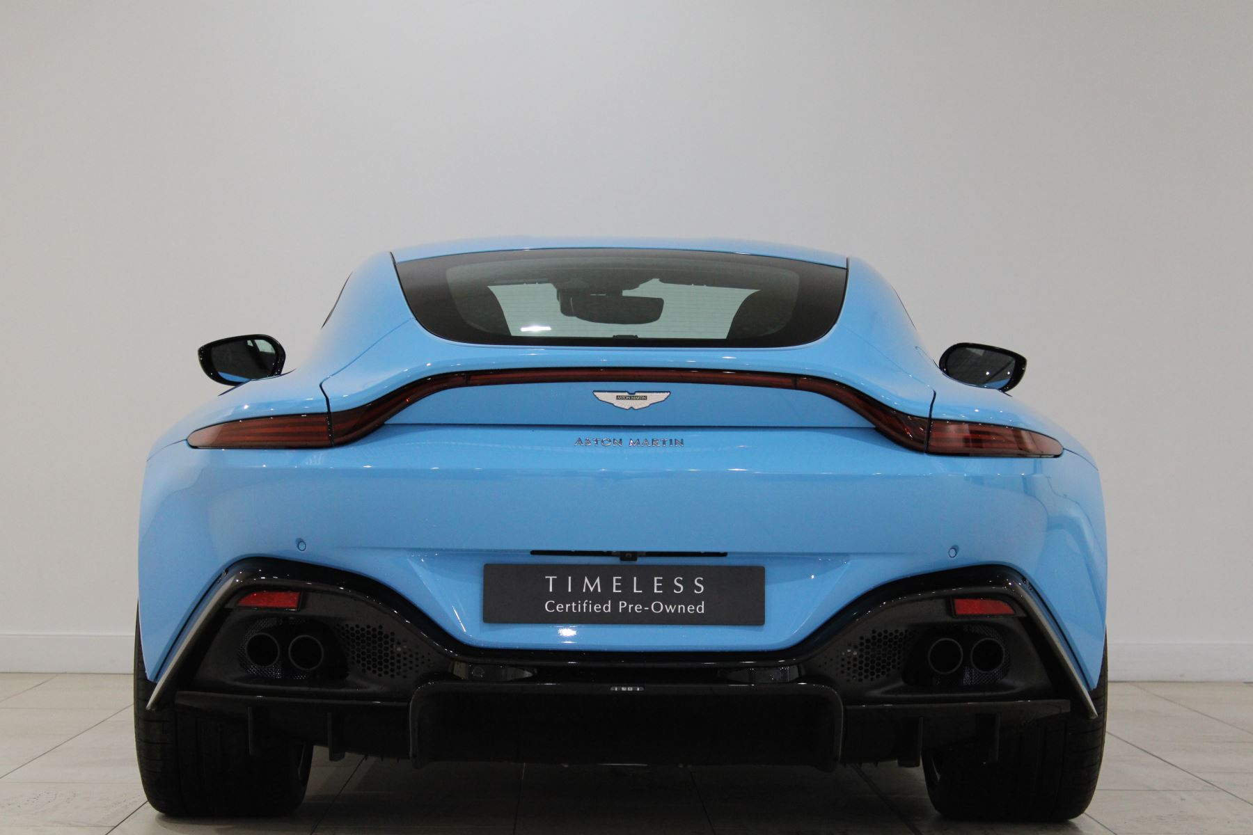Aston Martin New Vantage 2dr image 6